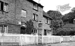 Oving, The Butchers Arms c.1955