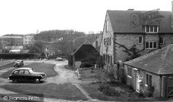 Ovingdean, View From The Church c.1960
