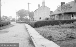Bagsby Road c.1955, Owston Ferry
