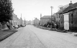 Church Street c.1955, Owston Ferry