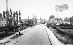 Epworth Road c.1965, Owston Ferry