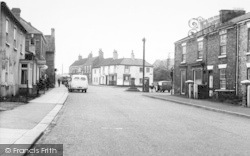 High Street c.1955, Owston Ferry