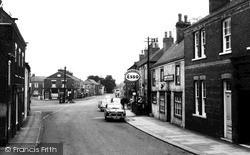 High Street c.1965, Owston Ferry
