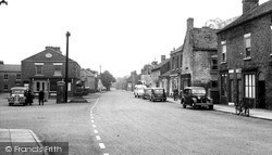 Market Place c.1955, Owston Ferry