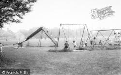 Recreation Ground c.1965, Owston Ferry