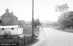 Station Road c.1965, Owston Ferry