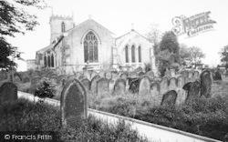 The Church c.1955, Owston Ferry