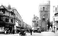 Oxford, Carfax Tower 1922