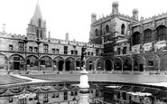 Oxford, Christ Church 1937