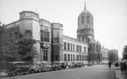 Oxford, Christ Church, West Front 1937