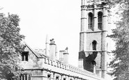 Oxford, Magdalen College 1890