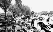 Oxford, On The River 1922