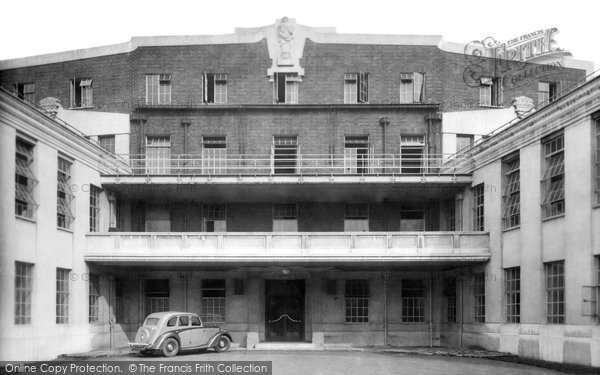 Oxford, Radcliffe Infirmary, Maternity Block 1937