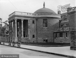 Oxford, Rhodes House 1930