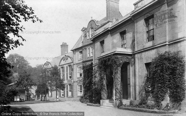 Photo of Oxford, Sarah Acland Home 1900