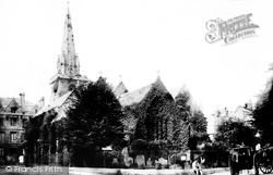 Oxford, St Aldate's Church 1890