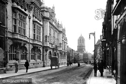 Oxford, St Aldates 1897