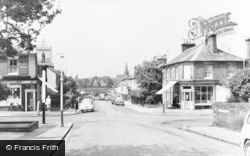 Capell Road c.1960, Oxhey