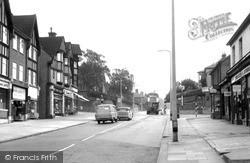 Chalk Hill 1961, Oxhey