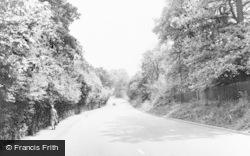 Oxhey Lane c.1960, Oxhey