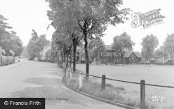 Watford Heath c.1960, Oxhey
