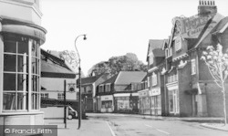 Oxshott, High Street c.1960