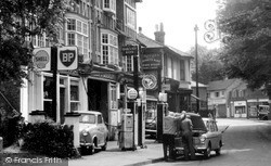 Oxshott, High Street c.1965