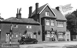 Oxshott, The Victoria c.1955