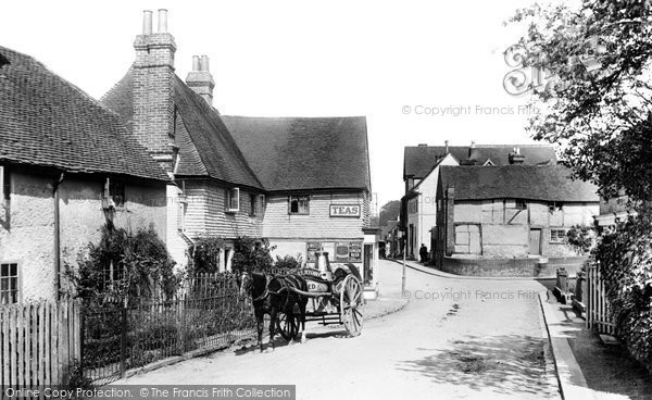 Photo of Oxted, 1908