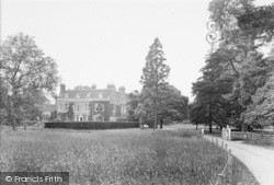 Oxted, Barrow Green Court 1928