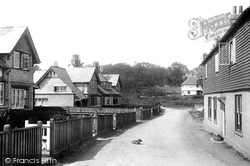 Oxted, Brook Hill 1908