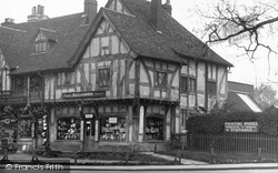 Oxted, Caxton House 1925