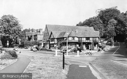 Oxted, Electric House c.1955