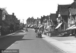 High Street c.1955, Oxted