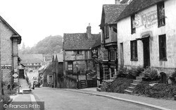 Oxted, Old Oxted c.1955