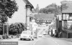 Oxted, Old Village c.1965