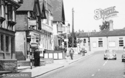 Oxted, Station Road West c.1965