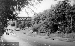 The Viaduct c.1965, Oxted