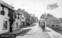 Oxted, The Village 1906