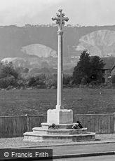 Oxted, War Memorial 1923