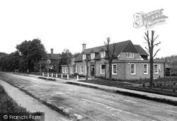 War Memorial Hospital 1924, Oxted