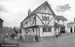 Ye Bell Inn 1921, Oxted