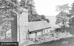 Oxwich, Church c.1960