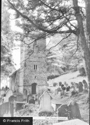 Oxwich, Church c.1965