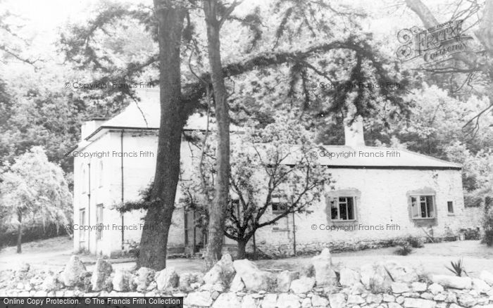 Photo of Oxwich, Cliffside Guest House c.1965