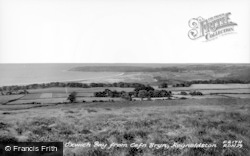 Oxwich, General View c.1955