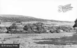 Oxwich, General View c.1960