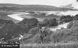 Oxwich, Marsh 1910