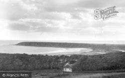 Oxwich, Oxwich Point 1937