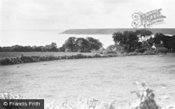 Oxwich, The Bay c.1935